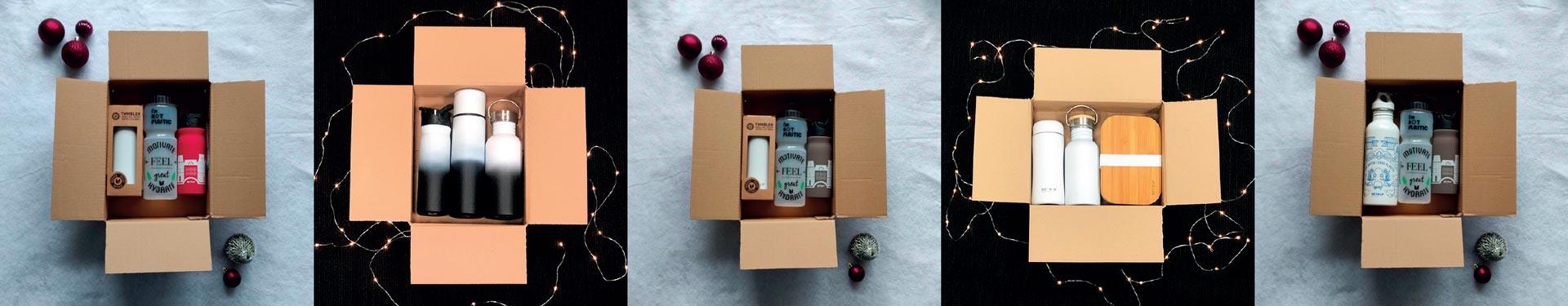 Merry Christmask Kerstpakketten voorbeelden